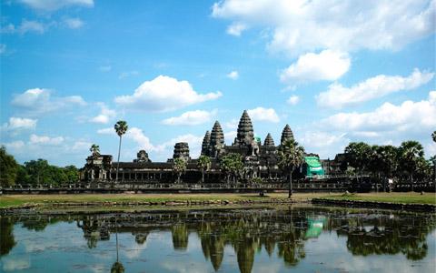 柬埔寨暹粒省
